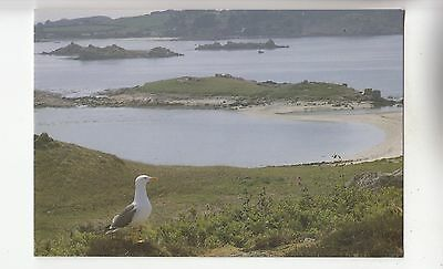 BF30372 tean isles of scilly UK front/back image
