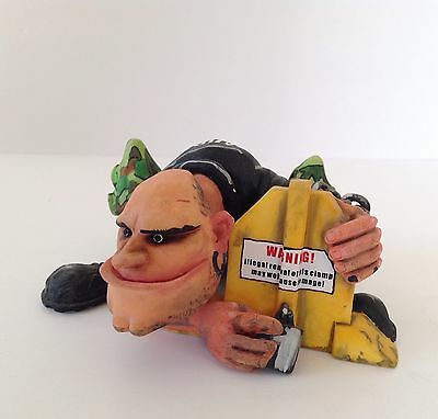 Speed Freaks - 'kev The Clamper ' Figure, (04356) Very Good Condition