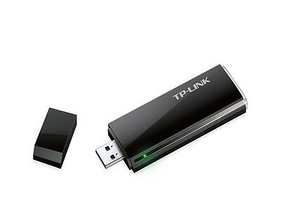 TP-LINK Archer T4U AC1200 1200 Mbps Dual Band Wireless USB 3.0 Adapter