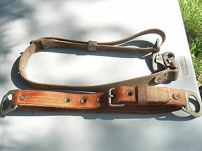 Klein Buhrke Tree Climbing Strap And Belt