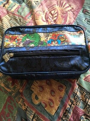 New Marvels Wash Bag Plus Accessories
