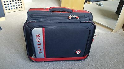 Taylor Bowls Trolley Bag Excellent Condition