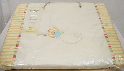 Pumpkin And Popsicle Cot Quilt - Lollipop Lane - Continental - Baby Nursery New