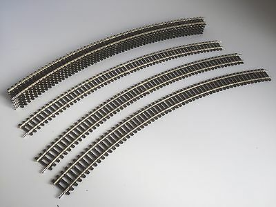 Hornby R609 Double Curved 3rd Radius Track x8 (full oval)