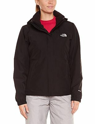 The North Face Womens Stratosphere Triclimate Waterproof Jacket 3 in 1 BLACK XL