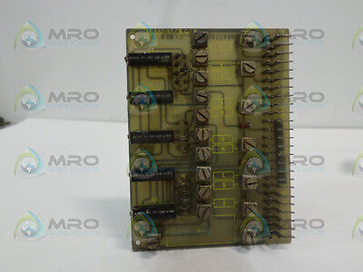 General Electric Ic3600Scbg1A Circuit Board *used*