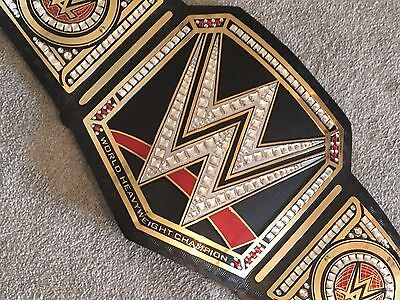 WWE. Replica world  heavy  weight  championship title belt  new Full Size