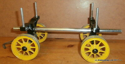 Mamod Log Wagon Trailer Ideal For Live Steam Traction Engine Models