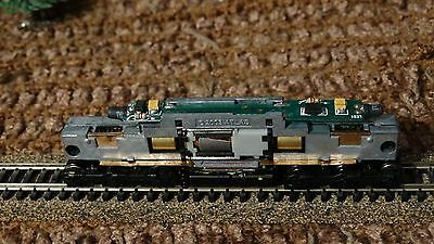N Scale Atlas SD-7 DCC Ready Diesel Locomotive Powered Chassie Only Lot
