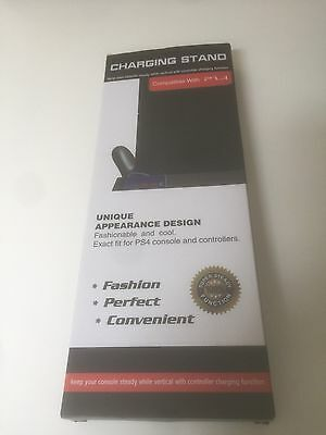 Zacro PS4 Vertical Charging Stand With Cooling Fan