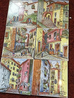 Ceramic tiles from Portugal