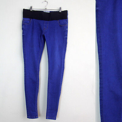 NEW LOOK Maternity Skinny Jeans Size 8