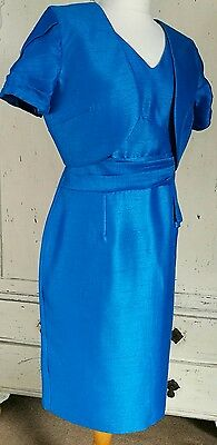 Blue MICHAELA LOUISA Outfit Wedding Mother Of The Bride Occasion Size 14