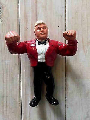 Bobby The Brain Heenan WCW WWF WWE Custom Hasbro wrestling figure