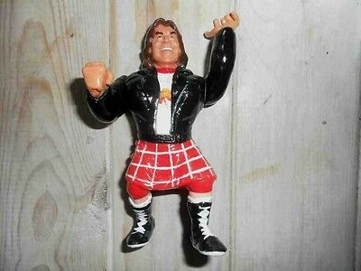 Rowdy Roddy Piper WWF WWE Custom Hasbro wrestling figure