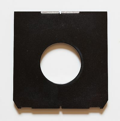 SHENHAO 99x96 Lens board Copal #1 Hole for Sinar Horseman Wista View Camera