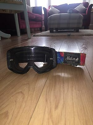 Melon Optics MTB Goggles