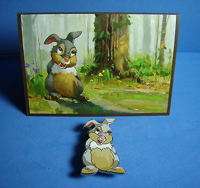 Thumper If You Cant Say Acme Hot Art Limited Release Disney Pin Art Card