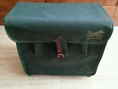 Vintage Efgeeco Fishing Tackle Seat Box The Standard