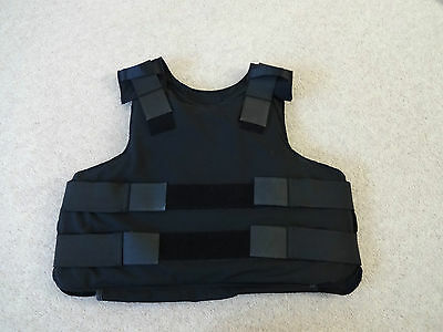 Point Blank Body Armour Vest - Front & Back Ballistic Inserts + Soft Trauma IIIA