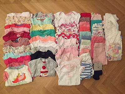Girls Clothes Bundle 12-18m – Approx 50 items