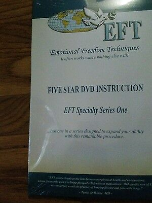 EFT: Emotional Freedom Techniques: Specialty Series 1 on DVD 7 disc set
