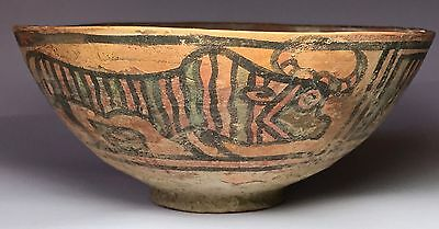 Indus Valley Pottery With Zoomorphic Motif 2800 – 1800 Bc