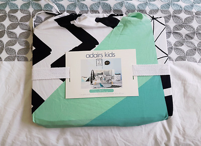 Adairs Kids Ryder Cot Quilt Cover