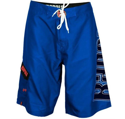 Rapala Shadow Logo Board Shorts - Royal Blue