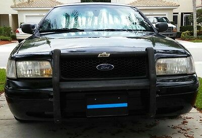 2006 Ford Crown Victoria Police Interceptor 2006 FORD CROWN VICTORIA POLICE INTERCEPTOR