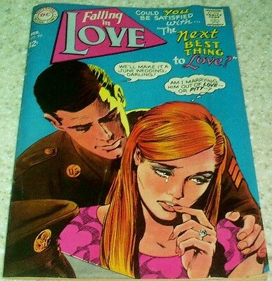 Falling in Love 97, (FN 6.0) 1968, 35% off Guide