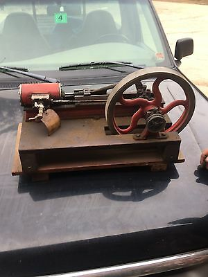 Antique Steam Engine Shipping Available