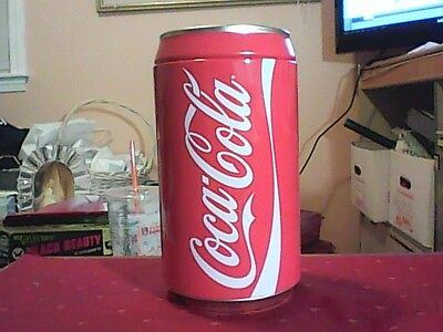 Coca Cola Collector Can Bank