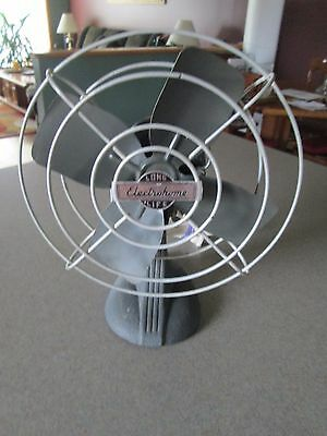 Vintage Electrohome Long Llife Fan Model # 786-S