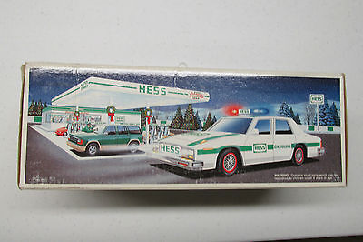 1993Hess Patrol Car Mint In The Original Never Displayed