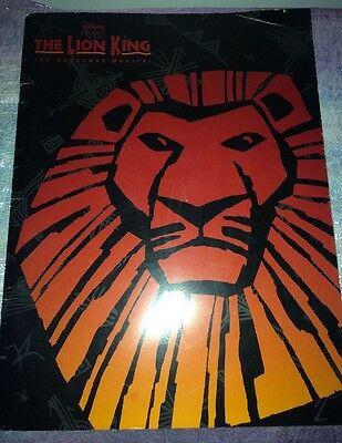 The Lion King The Broadway Musical book