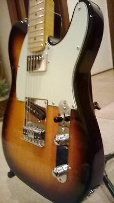 Fender Squire Telecaster Electric Guitar - 2013 Sunburst