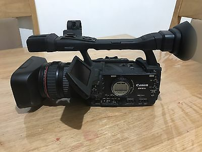 Canon XH A1S 3CCD HDV Video Camera