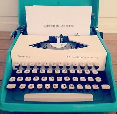 Remington Starfire Typewriter