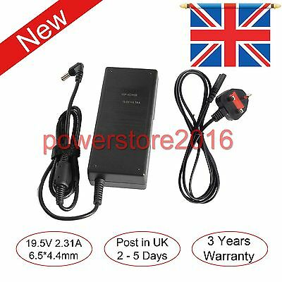 Sony Vaio Pcg-71311M Laptop Ac Adapter Charger 19.5V 4.74A Power Cable