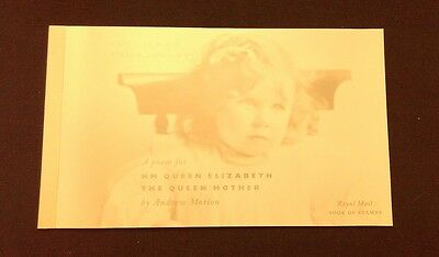 Gb: The Queen Mother - Prestige Stamp Book - The Life Of The Century