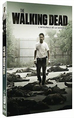 The Walking Dead - L'intégrale de la saison 6   DVD   NEUF EMBALLE