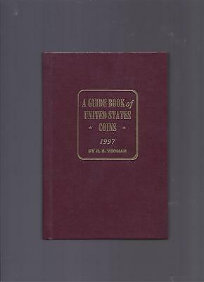 1997 RED BOOK 50TH SPECIAL EDITION by R.S. YEOMAN