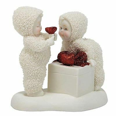 Snowbabies 4039686  Is That For Me Too? Figurine in Gift Box  23212