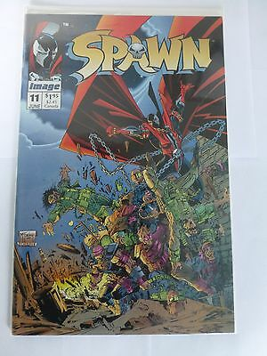 "Spawn Issue 11 ""First Print"" - 1992 to present McFarlane"