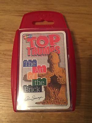 Top Trumps - Exclusive set for Art of the Brick - PACKS OF 10