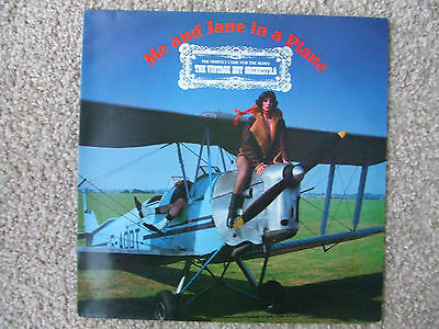 The Vintage Hot Orchestra Vinyl Lp - Me And Jane In A Plane