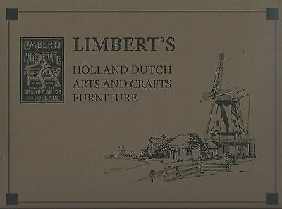 Limbert's Holland Dutch Arts & Crafts Furniture - Grand Rapids, Stickley era
