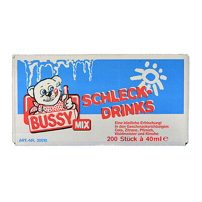 Bussy Mix 200 x 40 ml