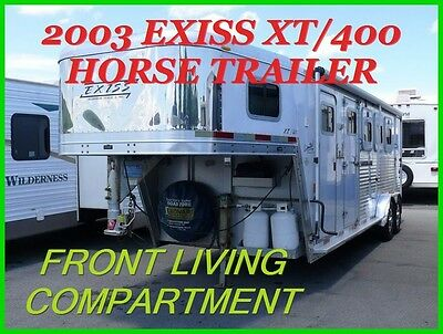 2003 EXISS XT/400 Used